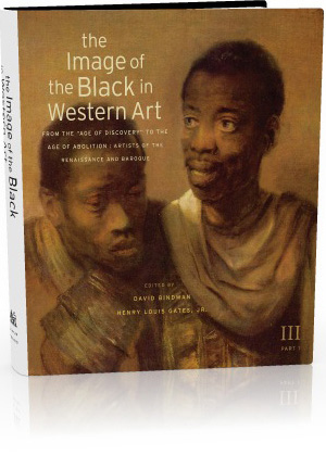 Book jacket: The Image of the Black in Western Art, Volume III: From the 'Age of Discovery' to the Age of Abolition, Part 1: Artists of the Renaissance and Baroque