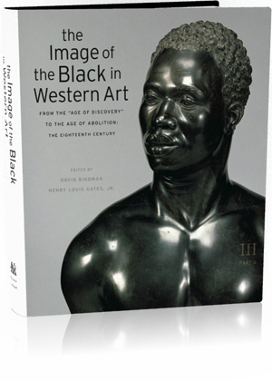 Book jacket: The Image of the Black in Western Art, Volume III: From the 'Age of Discovery' to the Age of Abolition, Part 3: The Eighteenth Century
