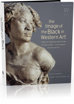 Book jacket: The Image of the Black in Western Art, Volume IV: From the American Revolution to World War I, Part 2: Black Models and White Myths