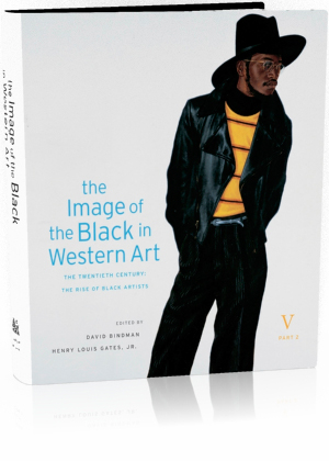 Book jacket: The Image of the Black in Western Art, Volume V: The Twentieth Century, Part 2: The Rise of Black Artists
