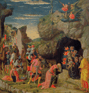 Andrea Mantegna. Adoration of the Magi. (thumbnail)